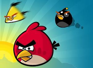 Game Yang Digemari Nur Ain Farihah ANGRY BIRD
