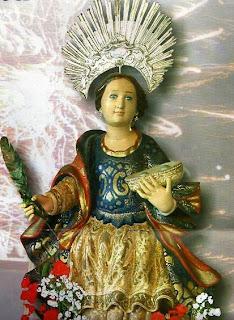 Festa de Santa Luzia 2013