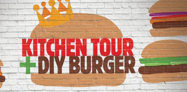 Pizza Hut Kitchen Tour burger king giving public kitchen tours and letting customers make