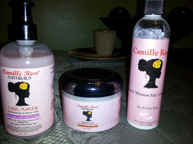Natural Hair Freedom: Camille Rose Naturals ~ Curl Maker