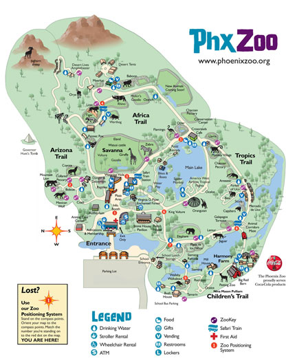 Discounts at the Phoenix Zoo. To receive a discount, you must have valid photo identification. Discounts may not be combined with any other offer and are not valid on online or advanced tickets. Discounts may change without notice. The discounts listed below apply to daytime admission only.