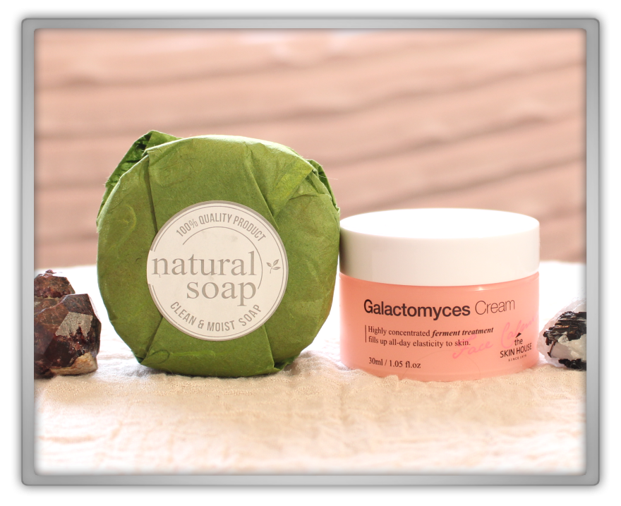 겟잇뷰티박스 by 미미박스 memebox beautybox Superbox #35 Fermented Cosmetics 2 unboxing review box The skin house galactomyces cream soy bio soap
