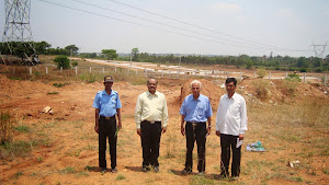 LAND VISIT BEFORE  PREPARATION