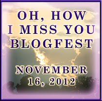 I Miss You Blogfest