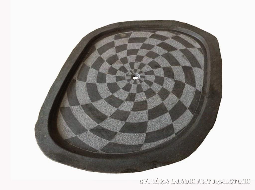 free x h cm with receveur moon x. Black Bedroom Furniture Sets. Home Design Ideas