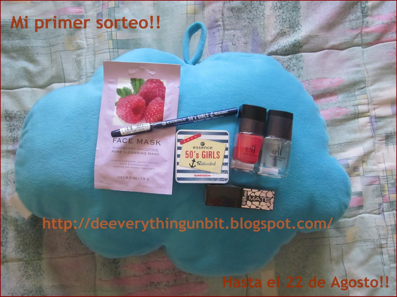 Sorteo everythigunbit: