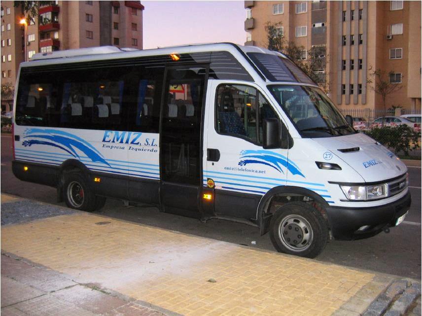 Ventajas de alquilar un minibus
