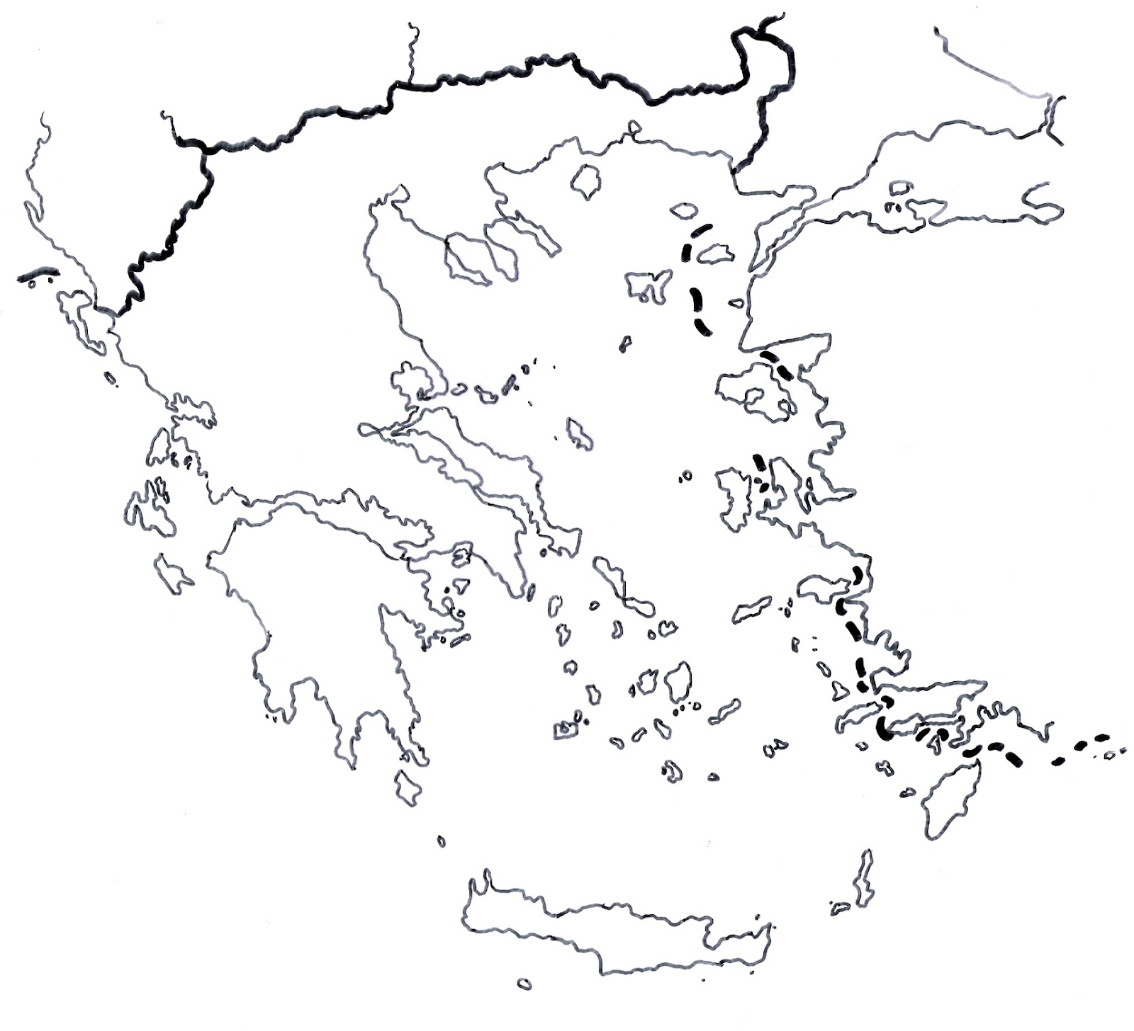 greece outline map mappa muta della html us regional map blank