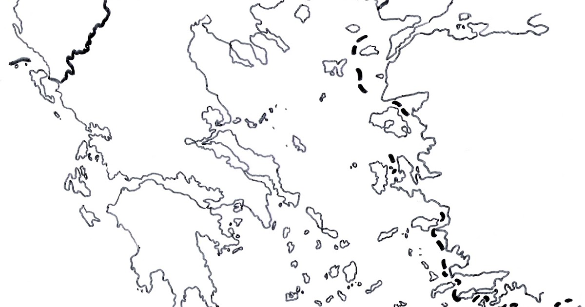 Astakos state primary school scuola primaria statale di for Cartina della grecia antica da stampare