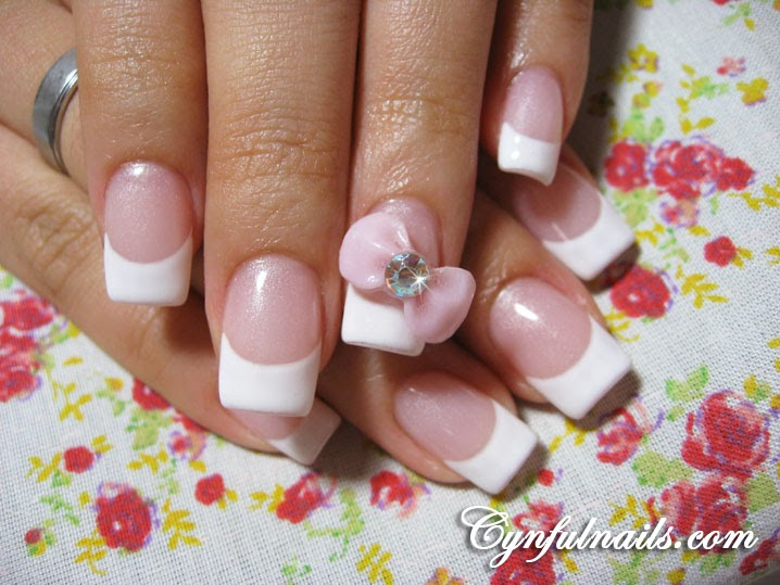 cynful nails acrylic extension