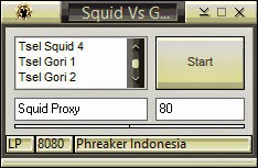 Inject Telkomsel New Squid VS Gori