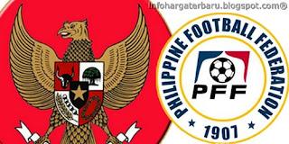 Skor Akhir Indonesia vs Filipina | Selasa 5 Juni 2012 | Persahabatan