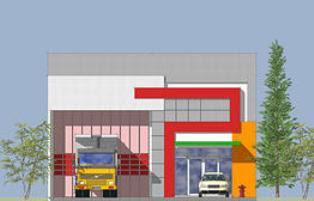 de Prima Terra Warehouse Type 2