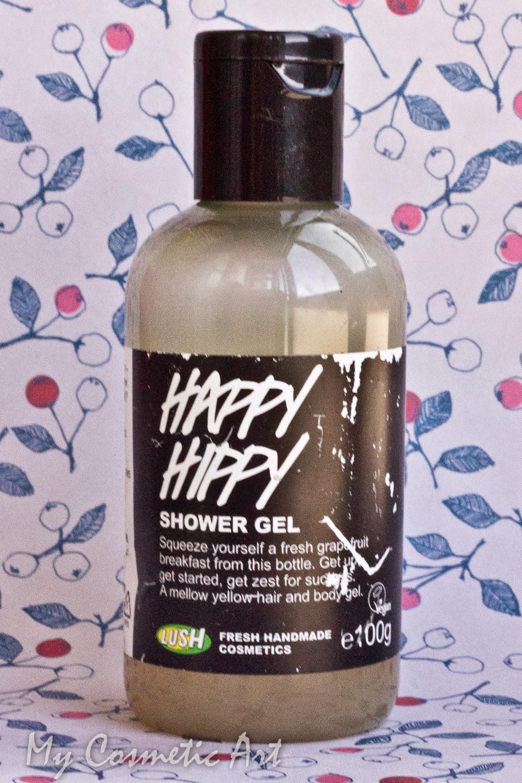 Happy Hippy gel de ducha Lush