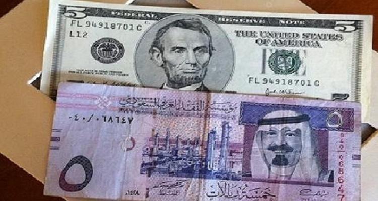 سعر الدولار في السعودية اليوم الخميس 21-1-2016