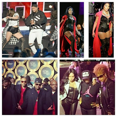 A Sneak Peek of the 'Soul Train Awards' to Air Nov. 30th. Jodeci, Chris Brown, Lil' Kim & More!