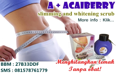 Penghancur lemak sekaligus memutihkan bagian tubuh