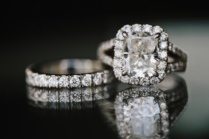 beautiful engagement ring photo by STUDIO 1208