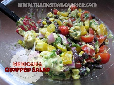Mexicana Chopped Salad
