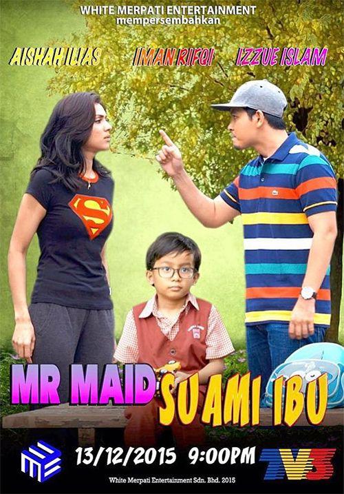 Telemovie Mr Maid Suami Ibu | Sinopsis Mr Maid Suami Ibu - Cereka Ahad TV3 Malam Ini