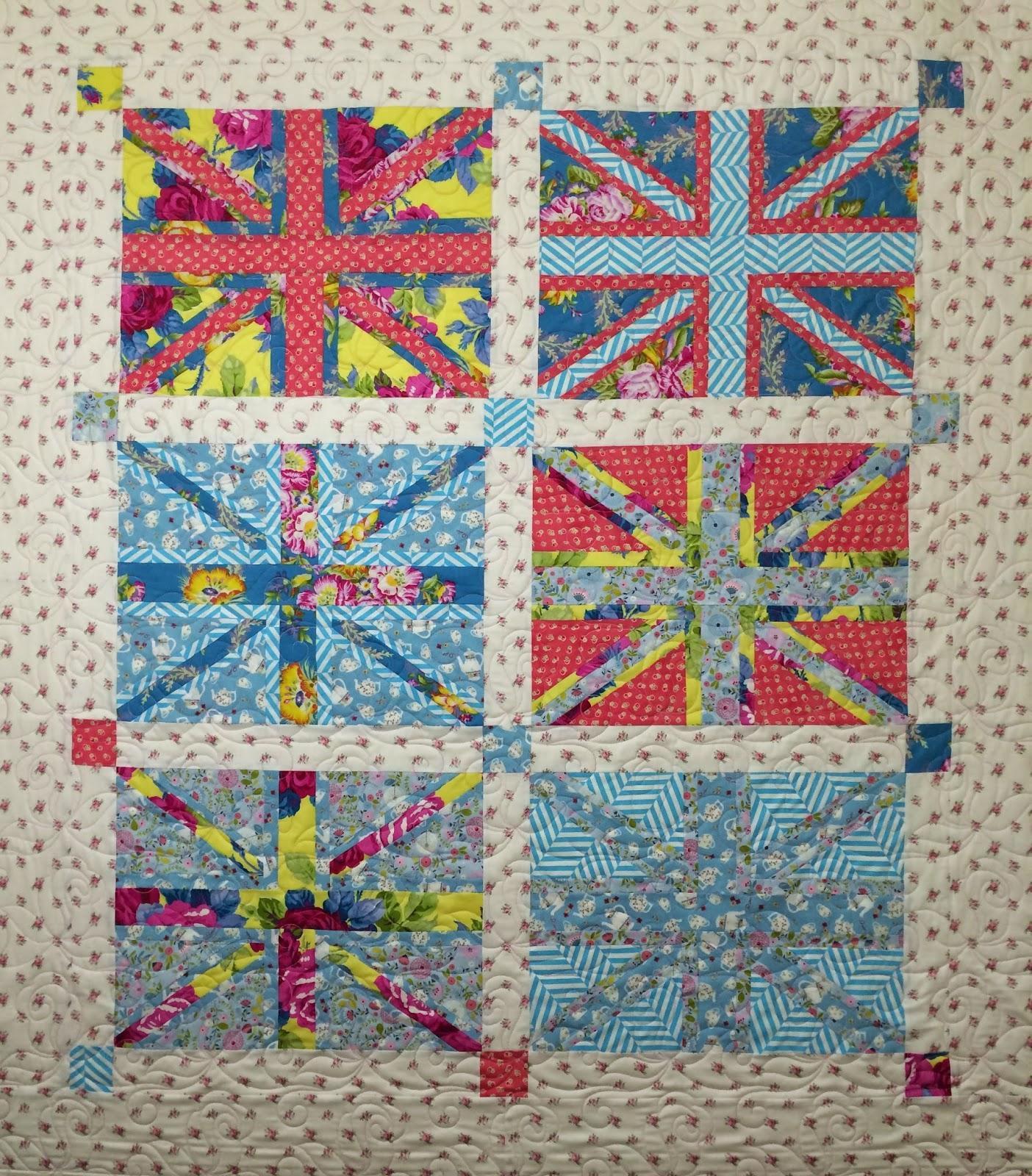Karen Natale's Baby Brit Quilt