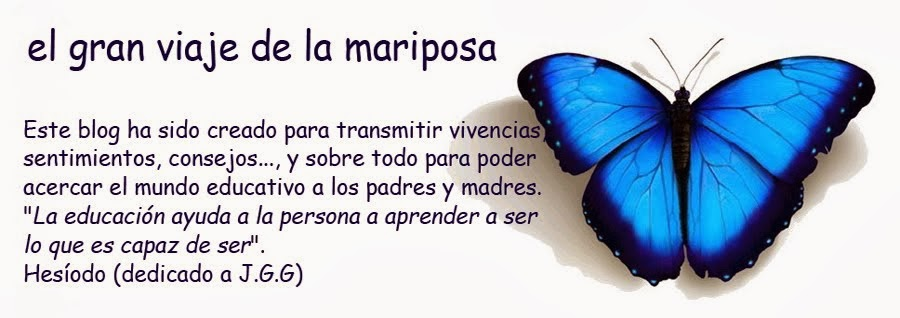 el gran viaje de la mariposa