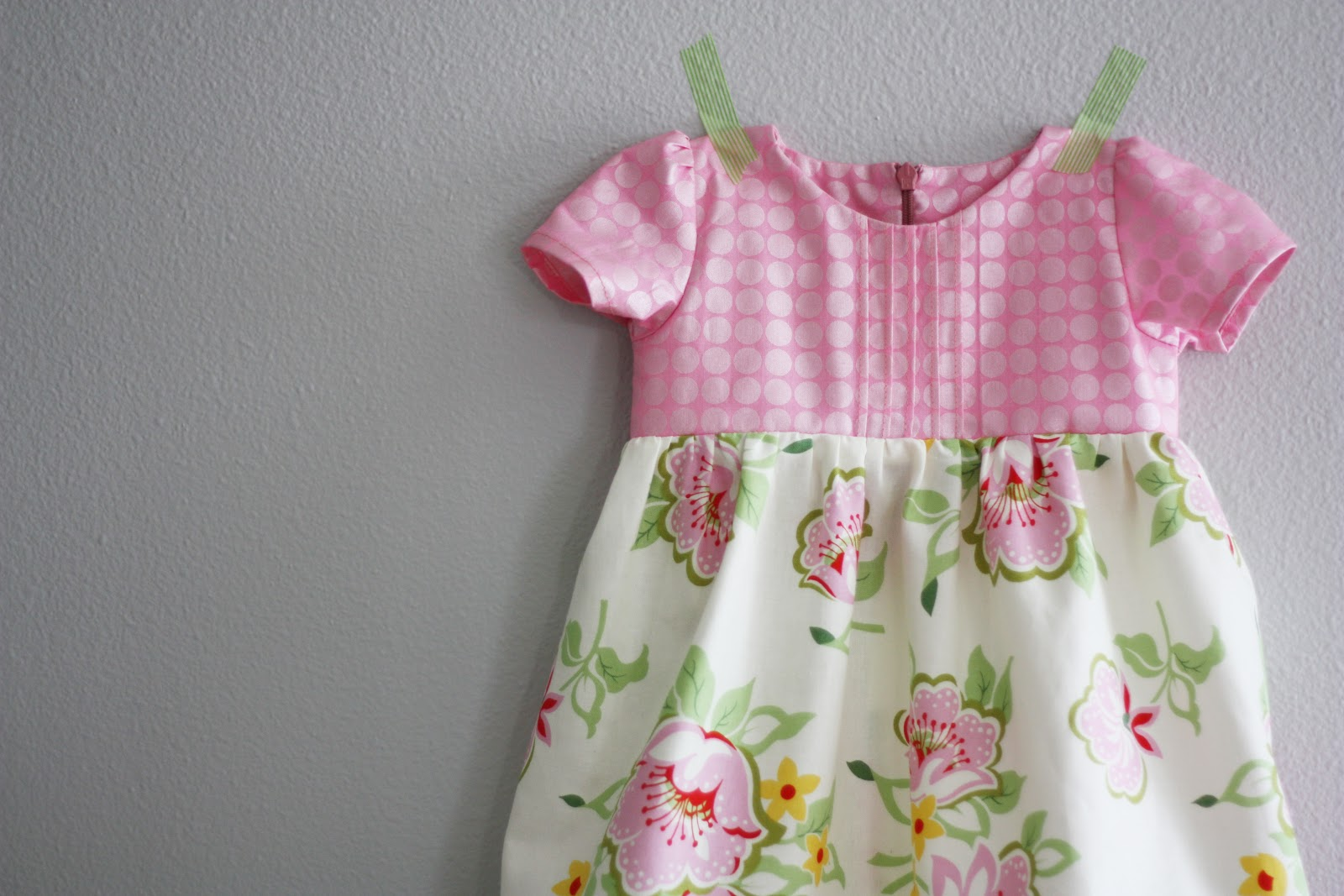 How to add pintucks to any pattern sew much ado and alter the pattern to add pintucks i love pintucks because theyre so sweet and simple but still give the perfect amount of detail to a dress jeuxipadfo Image collections