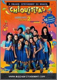 Capa Baixar DVD Chiquititas: Video Hits Volume 2   (2013) Baixaki Download