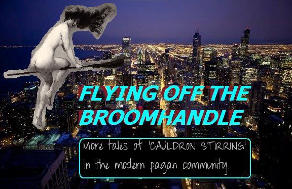 Flying Off The Broom Handle