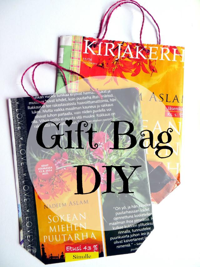 Lahjakassi - Handmade Gift Bag