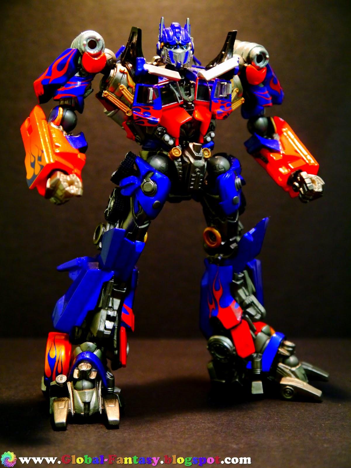 Sci Fi Transformer : Kaiyodo sci fi revoltech series no transformers