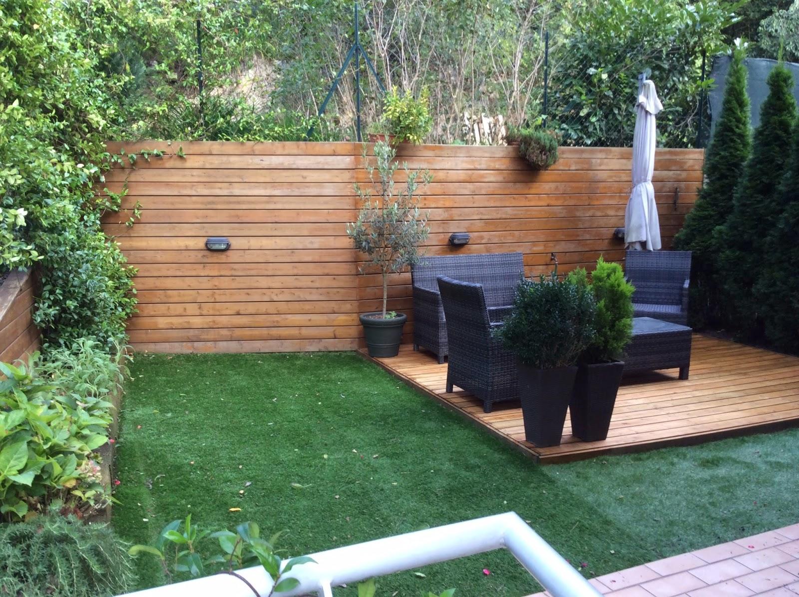 Bellissimo appartamento a lizzanella giardino con pedana in legno e rivestimento a parete - Rivestire parete con legno ...