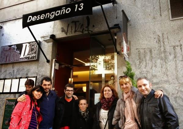 Restaurante Desengaño 13