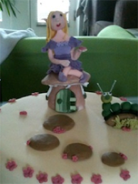 Cake, Sugarcraft