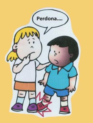 Resultado de imagen de pedir perdon niños