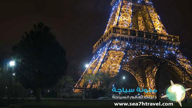 معلومات عن برج إيفل فرنسا