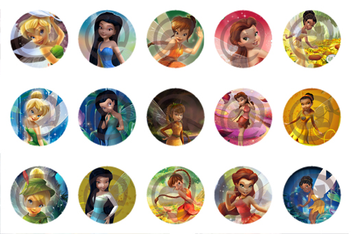 Unique bottle cap designs disney fairies bottle cap image for Cool bottle cap designs