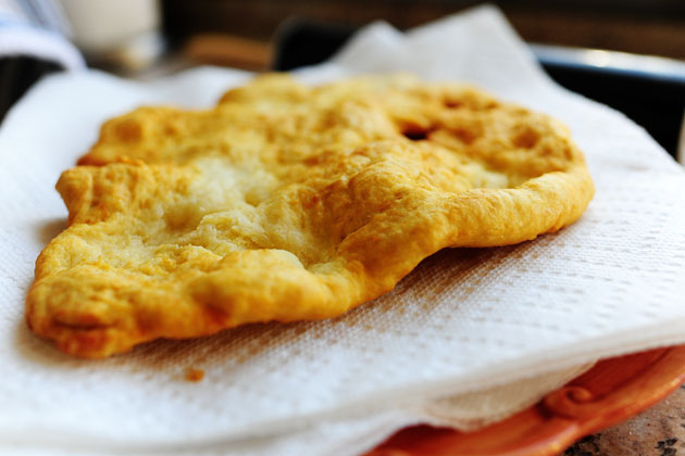 Indian Fry Bread : This is a Native-American quick bread that's fried ...