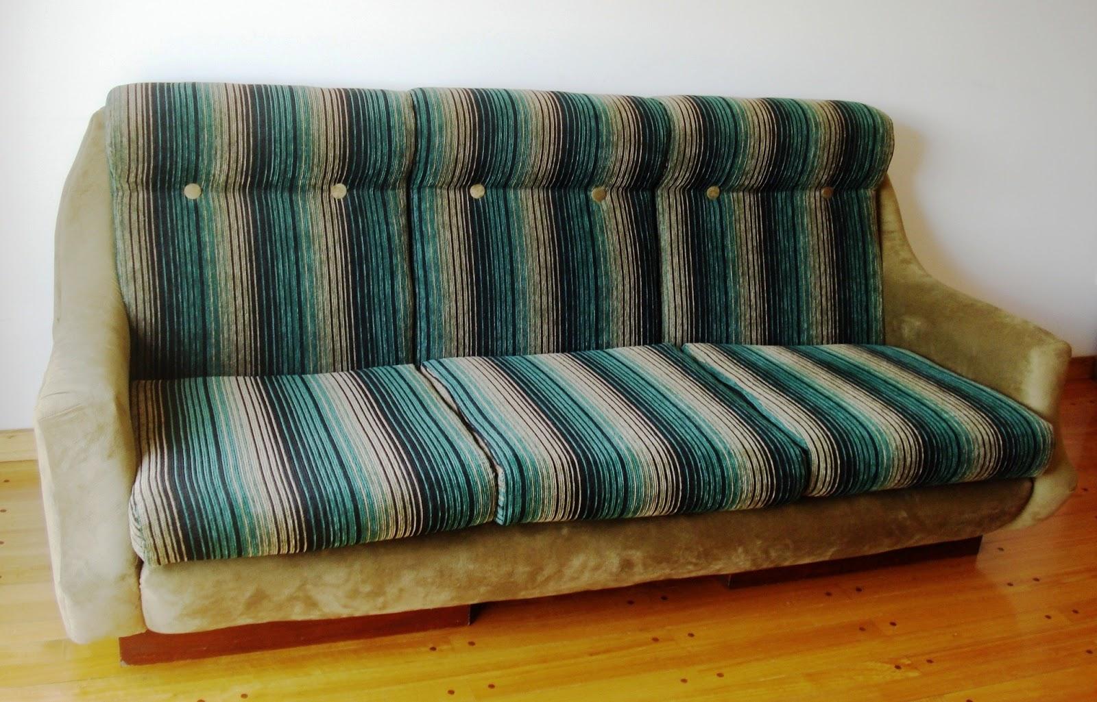 Chochiloca reciclado de muebles sillon retro 3 cuerpos for Reciclado de muebles