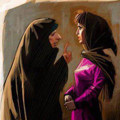 In Iran Hijab is mandatory