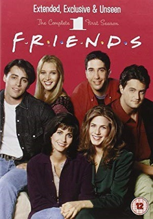 Friends - 1ª Temporada Séries Torrent Download onde eu baixo