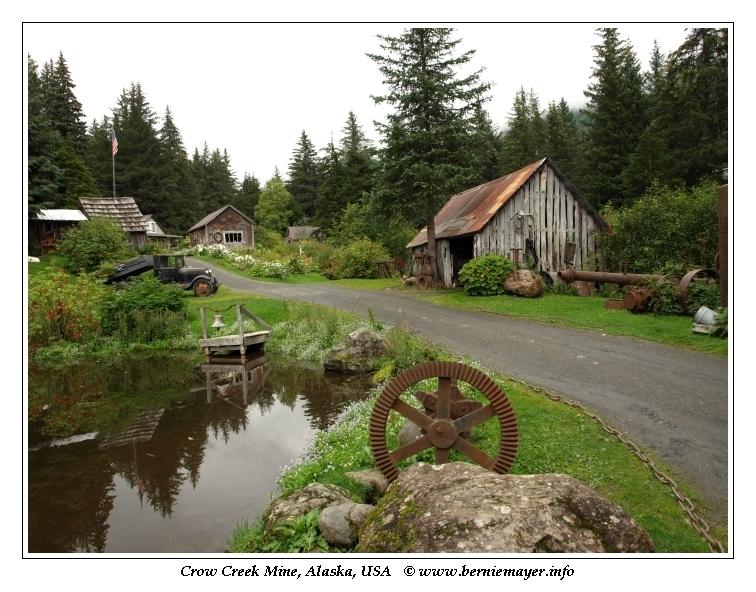 Crow Creek Mine