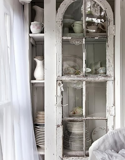 Simona elle lo stile shabby chic for Stile cottage francese