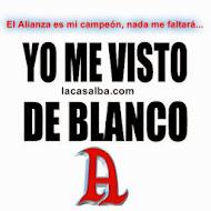 EL ALIANZA ES MI CAMPEON
