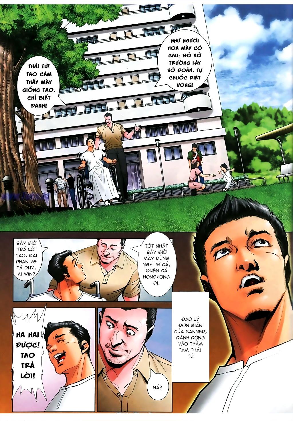 Người Trong Giang Hồ Chap 1029 - Truyen.Chap.VN