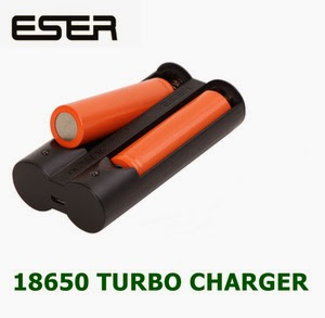 Charger/Adaptor USB Baterai Cell 18650 2slot