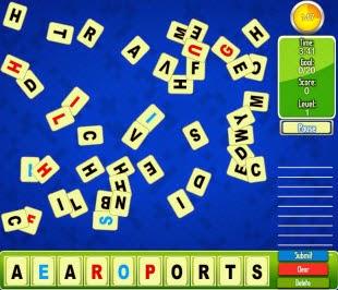 Jugar Scrabble