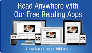 GET YOUR FREE READING APPS FOR MOST ANYTHING WITH A SCREEN, BELOW.