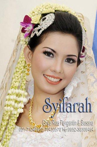 Kebaya Dan Sanggul Moderen | newhairstylesformen2014.com