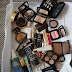 Holiday Packing Guides: What I took and what I used - the makeup